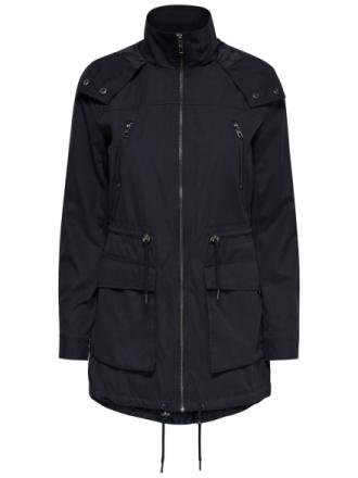 ONLY Seasonal Parka Coat Women Blue