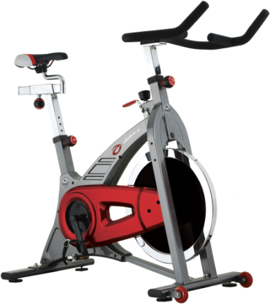 Abilica TopSpin Spinbike Spinningcykel