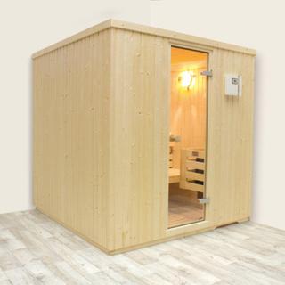 Arend Maata I Finsk Sauna