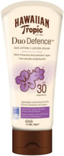 Hawaiian Tropic DuoDefence Sun Lotion SPF 30 180 ml