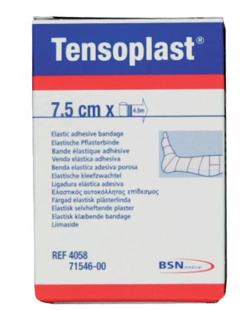 BSN Tensoplast (7,5cm x 4,5m)