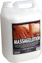Aserve Massage Lotion (5 liter)