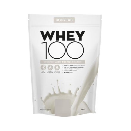 Bodylab Whey 100 (1 kg) - Neutral