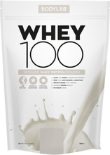 Bodylab Whey 100 (1 kg) - Strawberry White Chocolate