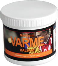 Aserve Varmebalsam Medium Dåse (500ml)