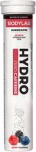 BodyLab Hydro Tabs (1x20 stk) Berry Koffeinfri