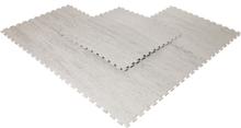 Eurosport Gym Floor Light Grey Marble Fitnessgulv (100 x 100 x 1cm)
