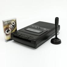 Kassettbandspelare GPO USB / extern mikrofon