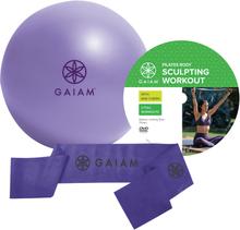 Gaiam Begynder Pilates Sæt