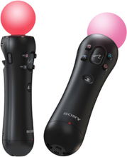 Sony PlayStation PS4 Move Motion Kontroll - Dubbelpack