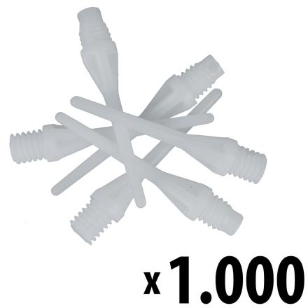 Harrows Softip Spidser til Softtip Dartpile 1.000stk