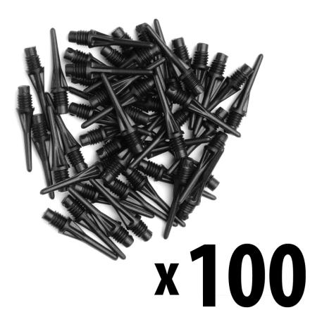 Harrows Softip spetsar till Softtip Dartpile 100 st