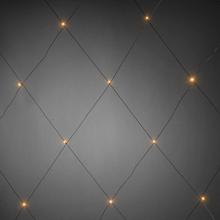 Konstsmide 3749-800 Ljusnät 64 ljuspunkter, 2x2 m