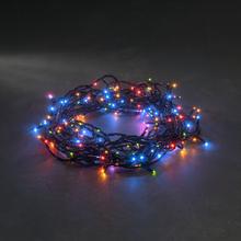 Konstsmide 3630-500 Ljusslinga flerfärgad, 5,5 m