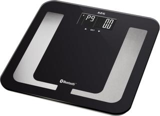 AEG Diagnosevekt med Bluetooth PW 5653 BT svart