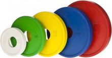 Nordic Fighter Fractional Plates Vægtskiver 1kg