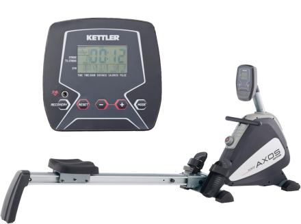 Kettler Axos Rower Romaskine