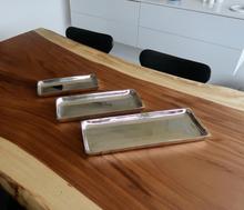 3 flotte aluminiums skåle (32 cm., 40 cm., 50 cm.)