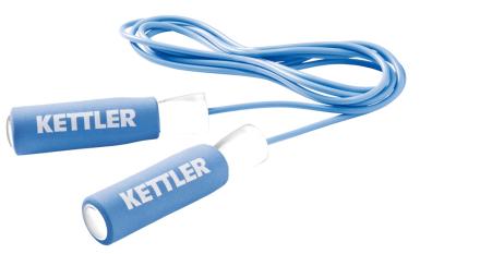 Kettler Soft Sjippetov Blå/Råhvid