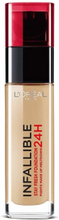 L'Oreal Infallible 24H Foundation 30ml 125 Natural Rose