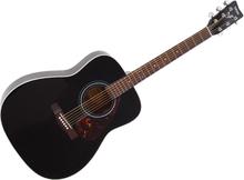 Yamaha F370 Folk Guitar - Black