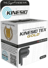 Kinesio Tex Gold FP Sort (5cm x 5m)