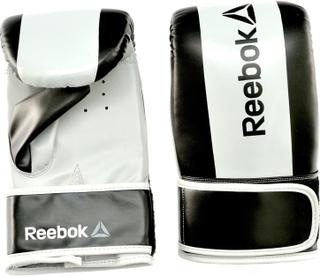Reebok Combat Boxing Mitts Black Large Boksehandsker