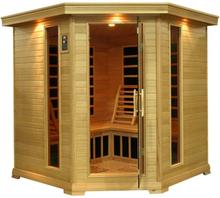 MaXXwell BS-6445 Hemlock 2250 Watt Infrarød Sauna