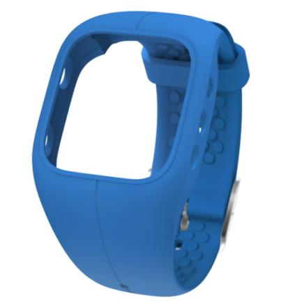 Polar A300 Træningsur & Aktivitetsmåler Wristband Blå - Apuls