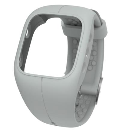 Polar A300 Træningsur & Aktivitetsmåler Wristband Grå - Apuls
