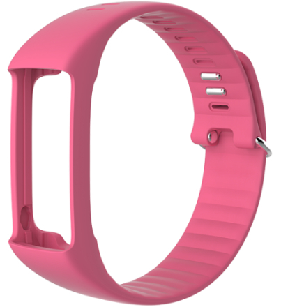 Polar A360 Wristband Pink - Apuls