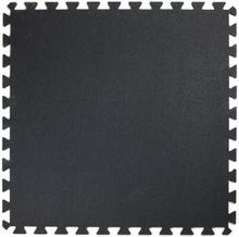 Nordic Fighter Gummi Floor Guards Fitnessgulv All Black 10mm