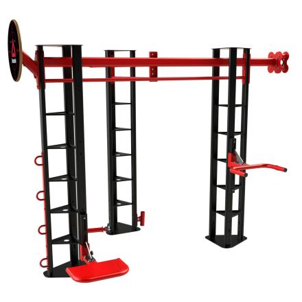 Reebok Reebok Functional Rig Tri DELTA Crossfit Stativ