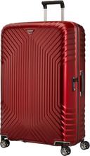 Samsonite Tunes Spinner resväska, 81 cm, Mörkröd