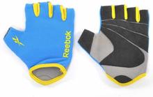 Reebok Fitness Gloves Træningshandsker Cyan Large