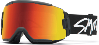 Smith Squad Goggles Sort/Rød Skibriller
