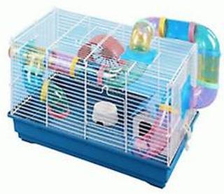 Sandimas Suky Hamster bur (små husdjur, burar och parker)