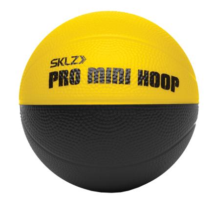 Sklz Pro Mini Hoop Micro Basketball Bold 10cm