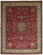 Tabriz 50 Raj med silke matta 255x325 Persisk Matta