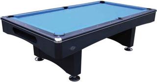 Søren Søgaard Black Bandit 8 fods Poolbord