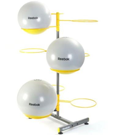 Reebok Stativ 9 Träningsbollar
