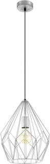 Eglo taklampa carlton silver 49935