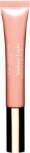 Kjøp Clarins Instant Light Natural Lip Perfector, 04 Petal Shimmer Clarins Lipgloss Fri frakt
