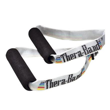 Thera-Band Greb Håndtag Til Træningselastikker (2 stk) - Apuls