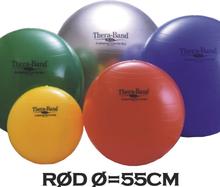 Thera-Band Terapibold & Træningsbold 55cm Rød