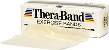 Thera-Band Træningselastik Bånd Level 0 Ekstra Let Beige 5,5m