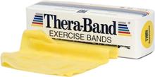 Thera-Band Træningselastik Bånd Level 1 Let Gul 45,5m
