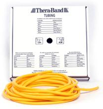 Thera-Band Tubing Level 1 Let Træningselastik Gul 30,5m