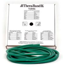 Thera-Band Tubing Level 3 Hård Træningselastik Grøn 30,5m