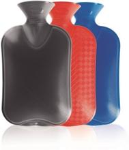 Varmvattenflaska av hög kvalitet (Röd)